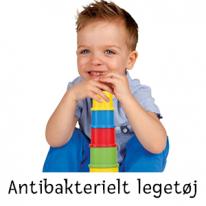Antibakteeriset lelut