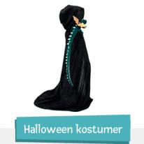 Halloweenasut