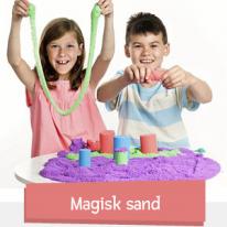 Maaginen hiekka