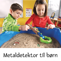 Metallinpaljastimet lapsille
