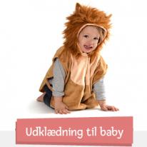 Naamiaistarvikkeet vauvoille