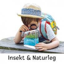 Hyönteiset & luontoleikit
