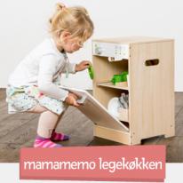 mamamemo - Leikkikeittiö