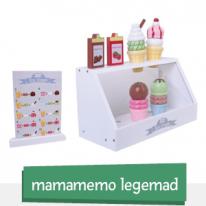mamamemo - Leikkiruoka